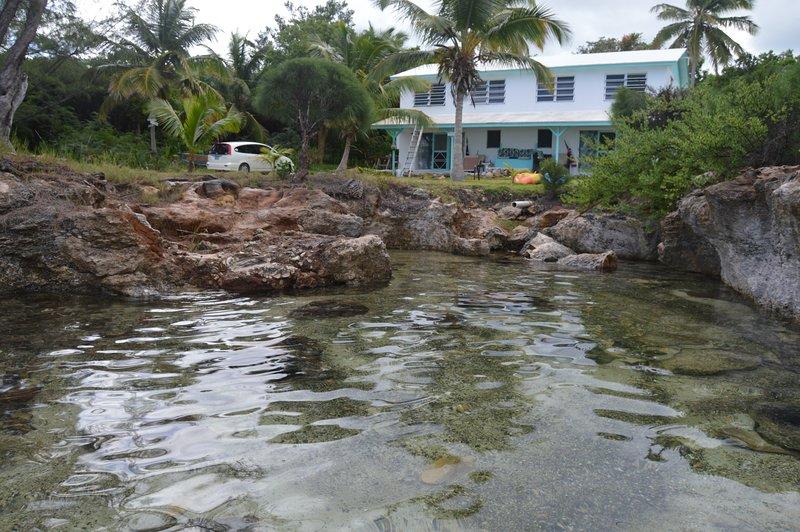 Down By the Seaside - Eleuthera, alquiler de vacaciones en Rock Sound