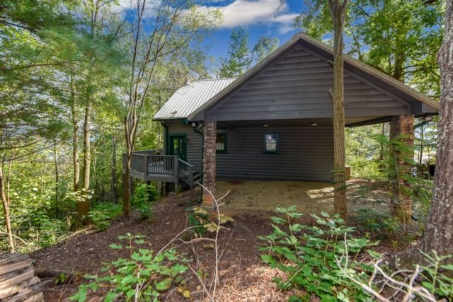 Tree Tops, holiday rental in Townsend