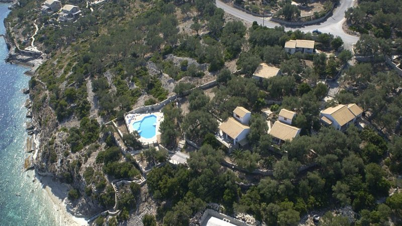 Villa Minta - Paxos - Grecia