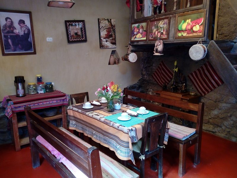 Hostel kiswar, vacation rental in Aguas Calientes