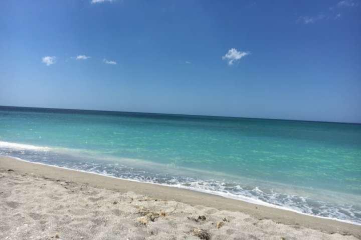 Turtle Beach dans la partie sud de Siesta Key