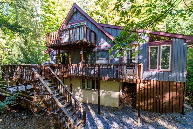 by the stream house has hot tub updated 2019 tripadvisor rh tripadvisor com