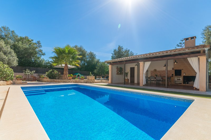 Can Fiol Port, Chalet 5StarsHome Mallorca, holiday rental in Cala Marcal