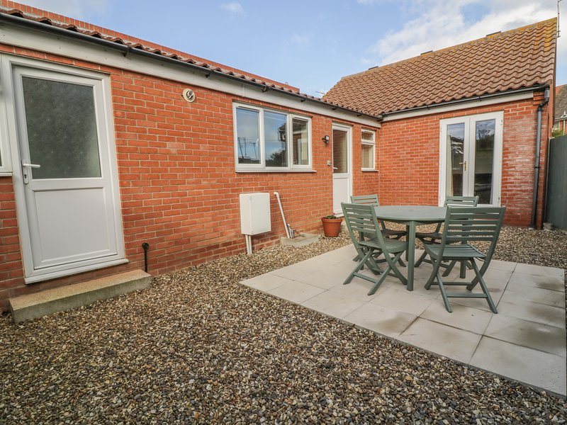 ST WINIFREDS, ground floor, close to beach, in Mundesley, alquiler vacacional en Swafield