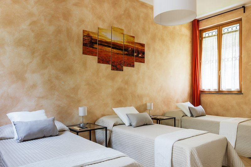 BORGO VISCONTEO APT1 by ITALYVING, vakantiewoning in Rho