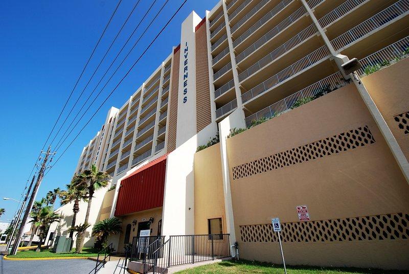 Inverness Condominium - 5600 Gulf Blvd., South Padre Island