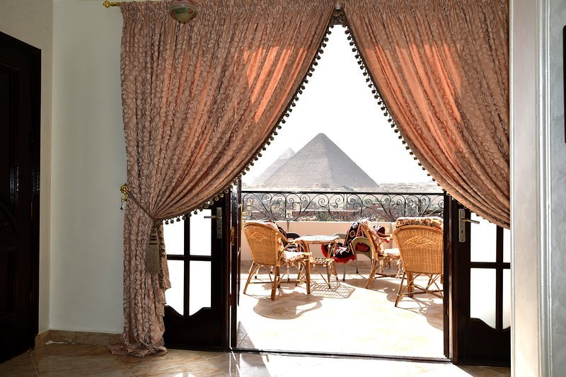 Sufi guest house, holiday rental in Sheikh Zayed City