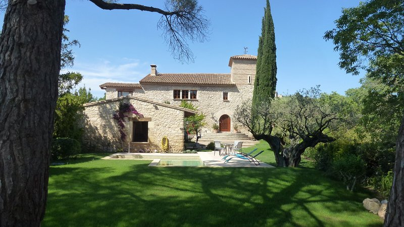 Cal Tomas. Historical home. Penedès wine country., vacation rental in L'Arboc