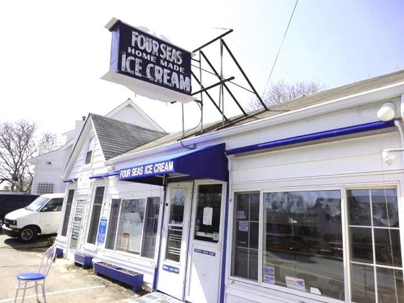 The world's BEST Ice Cream around the corner!