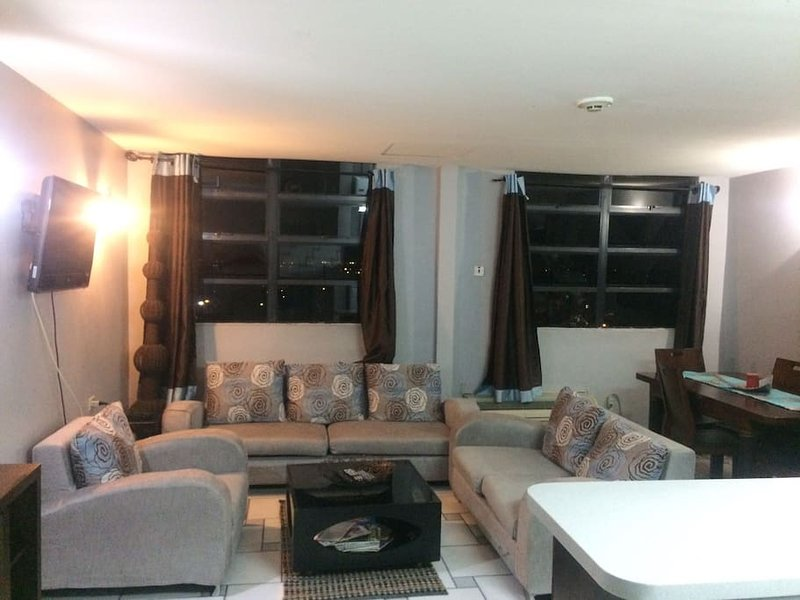 Emerald Luxury TT : Penthouse Suite 601, holiday rental in Arouca