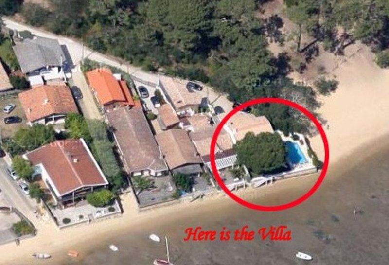 Villa paradisiaque Cap Ferret à louer / 6-8 pers, vacation rental in Cap-Ferret