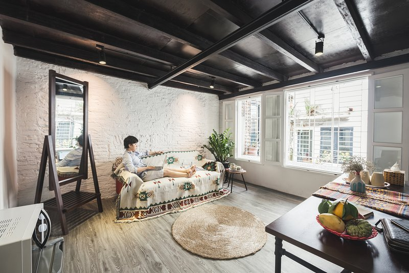 Satori Homestay - Cozy loft for 4 pax in Old Town, vakantiewoning in Bac Ninh