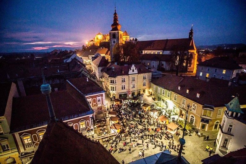 Slovenian Travel Friend: co-working & co-living retreat, location de vacances à Destrnik
