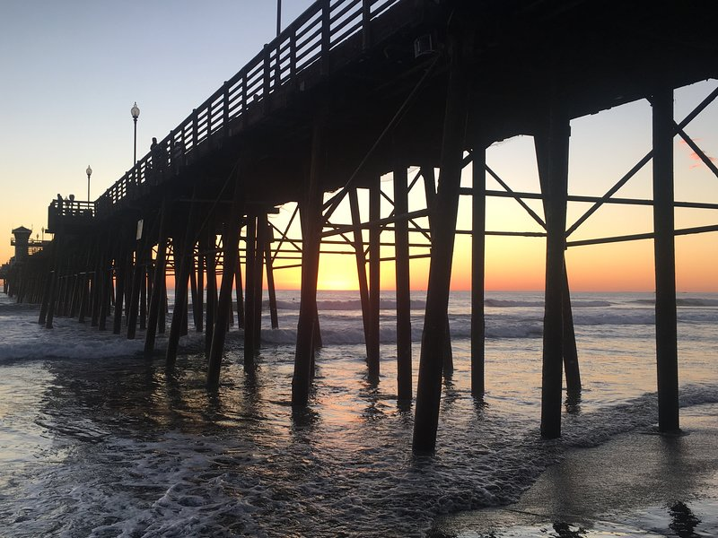Another beautiful sunset at the beach