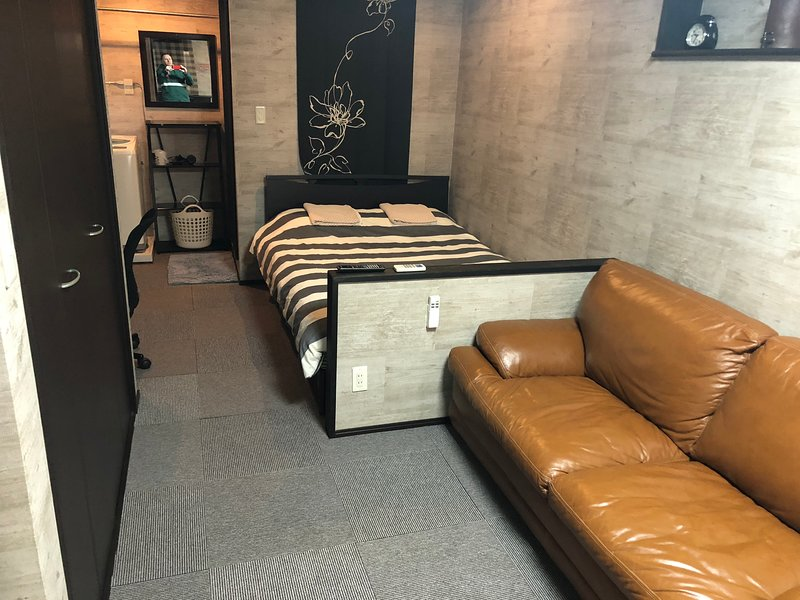 Studio 2/3 adults 101, holiday rental in Namba