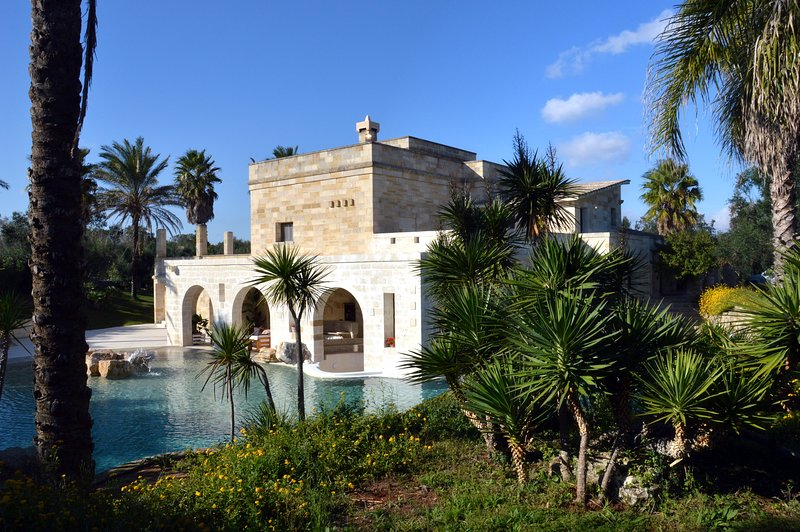 Masseria Quadrelli, holiday rental in Vaste