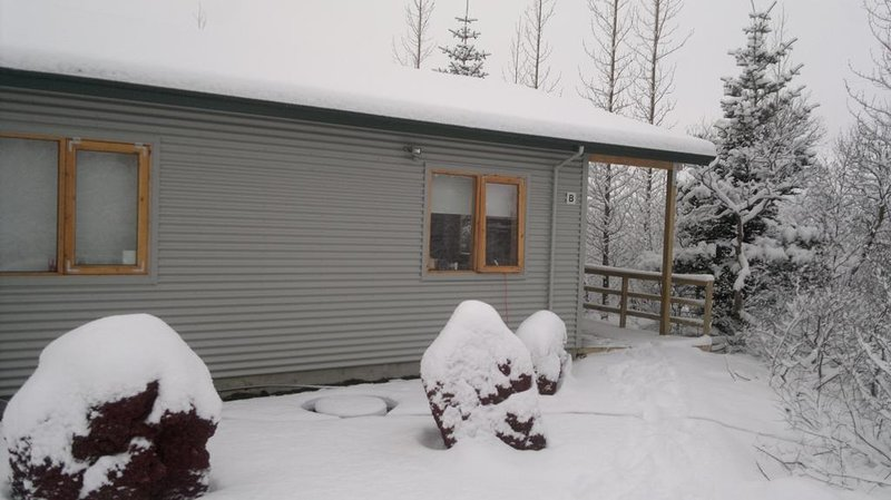 Miðdalskot Cottage 3B, holiday rental in Laugarvatn