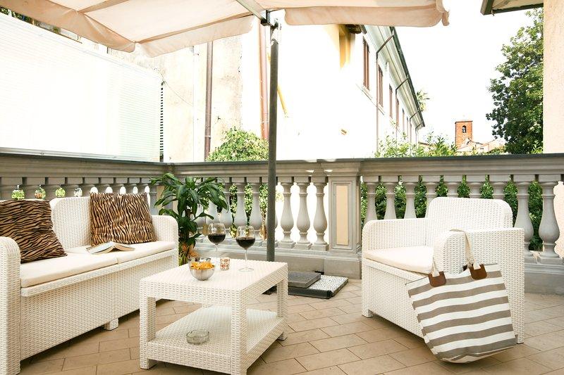 Bonnes Vacances a Pietrasanta, holiday rental in Pietrasanta