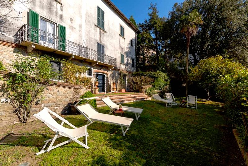Montecatini - Casa Paolo, holiday rental in Montecatini Terme