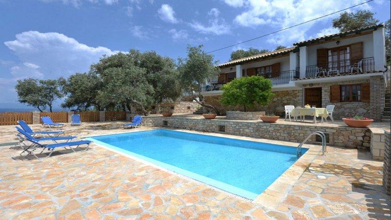 Villa Paxos - Piscine privée