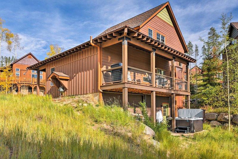 Trova la tua casa Fraser a soli 10 minuti dal comprensorio sciistico Winter Park.