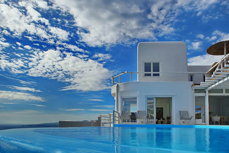 Fanaria Villa, holiday rental in Faros Armenistis