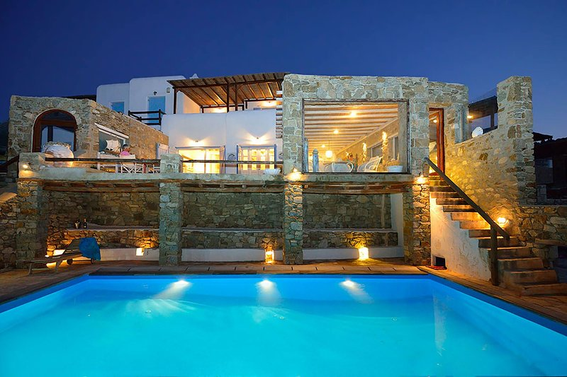 Mykonos Pearl, holiday rental in Ornos