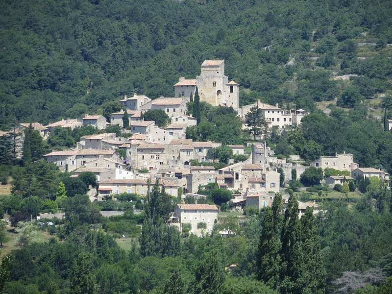 Le Mas des Restanques, holiday rental in Roche-Saint-Secret-Beconne