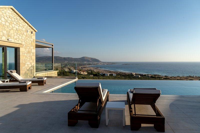 Villa Eloise, holiday rental in Kaliviani