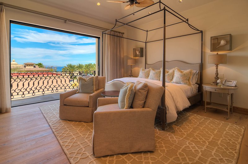 You'll have an unforgettable stay in Cabo with everything Casa Chanel has to offer!