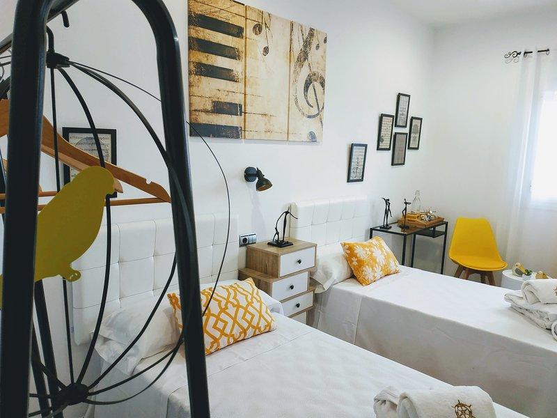 Dream Beach B&B Amarillo, holiday rental in Villaricos