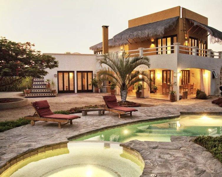 Luxury Villa in Todos Santos, vacation rental in Todos Santos