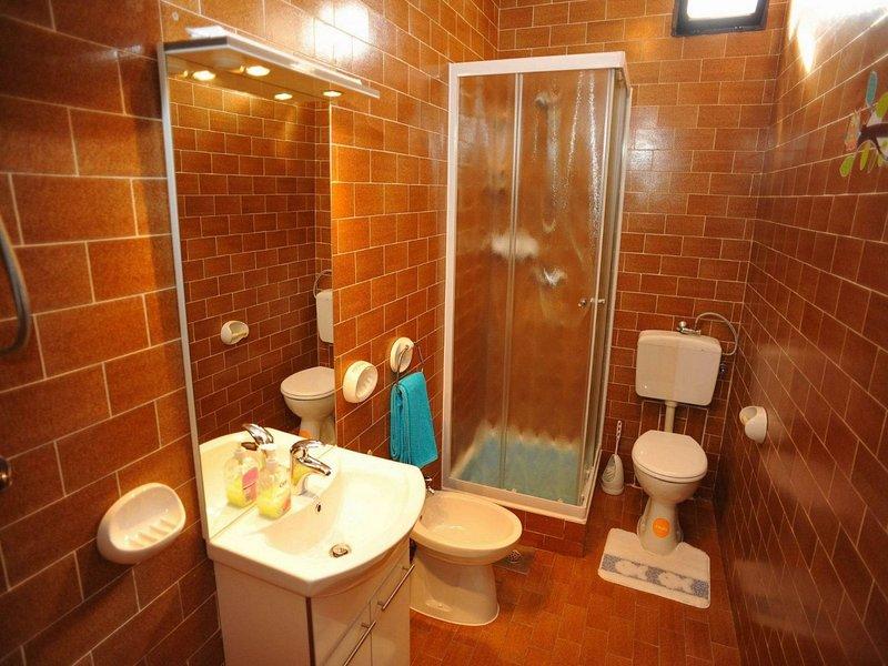 A4 Bera(2+2): bathroom with toilet