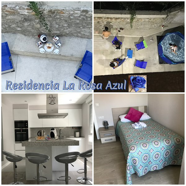 III Habitación doble en Residencia Familiar, holiday rental in Penalba de Santiago