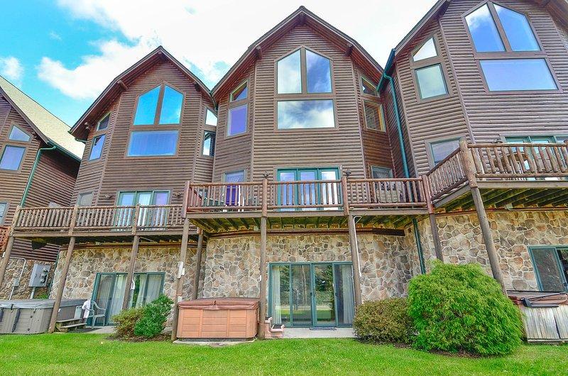 Cedar Shores Villa #15, aluguéis de temporada em Friendsville