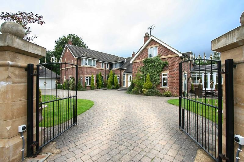 Contemporary House opposite Plessey Woods Country Park in Northumberland, location de vacances à Cramlington