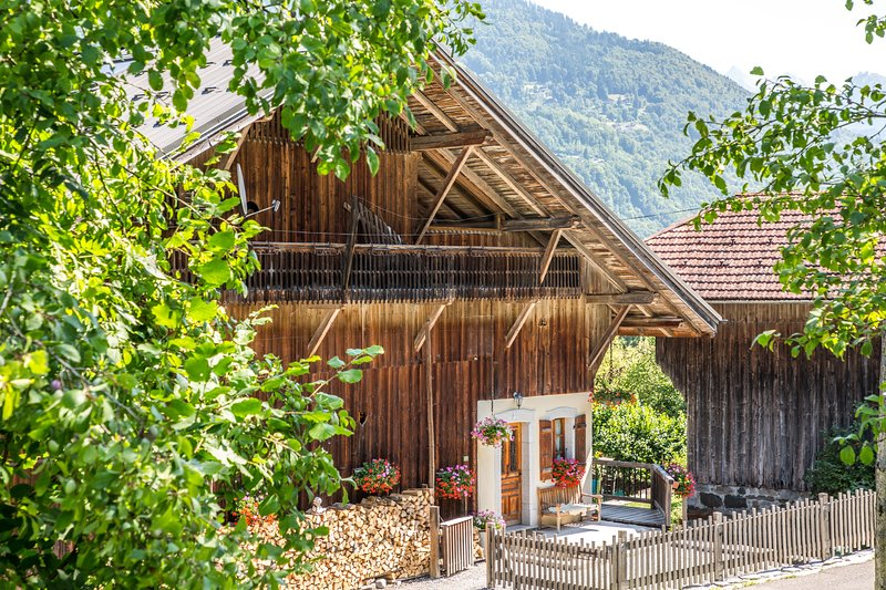 Chalet Forest - Luxueux châlet - Grand massif, vacation rental in Chatillon-sur-Cluses