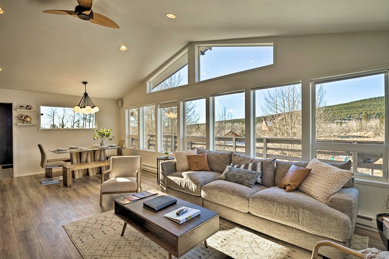 Modern Alma Home - 20 Miles to Breckenridge!, alquiler de vacaciones en Alma