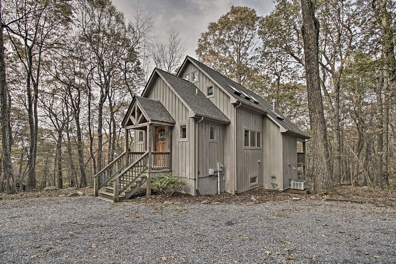 Claim this vacation rental home as your home in Wintergreen, VA!