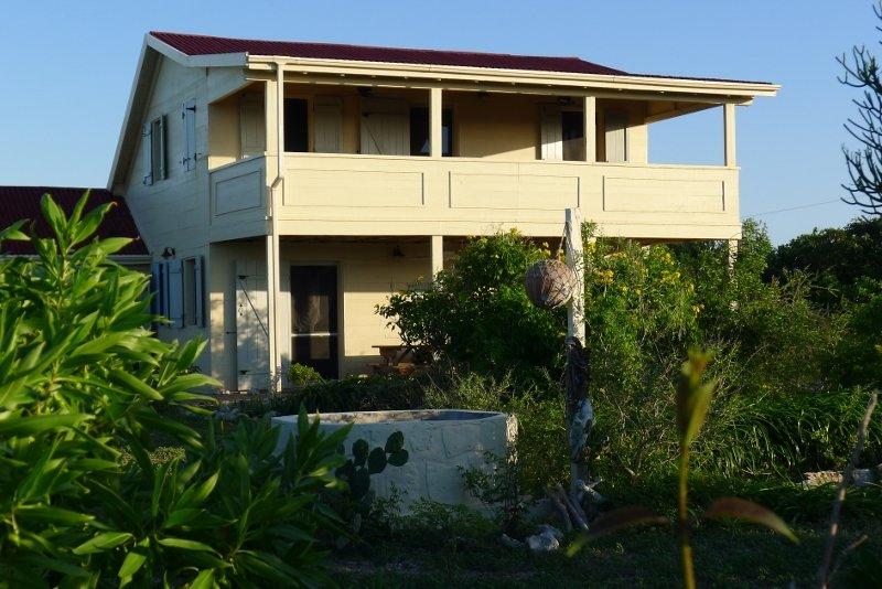 The Charming House on the Beach, alquiler de vacaciones en Salt Cay