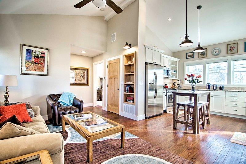 Denna Lafayette semester hyra lägenhet erbjuder alla bekvämligheter i hemmet!