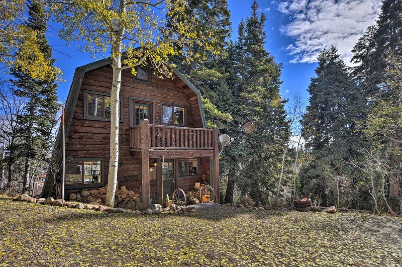 Cabin w/Mountain Views - 20 Mins to Park City, casa vacanza a Coalville