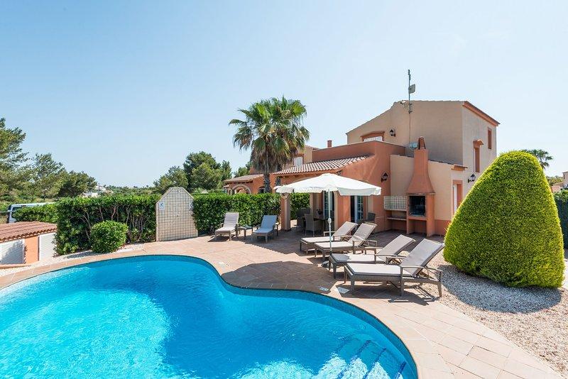 Villas Maribel, holiday rental in Son Carrio