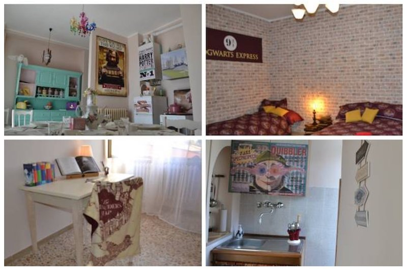 ThePotterologist - Studio, holiday rental in Scoppito