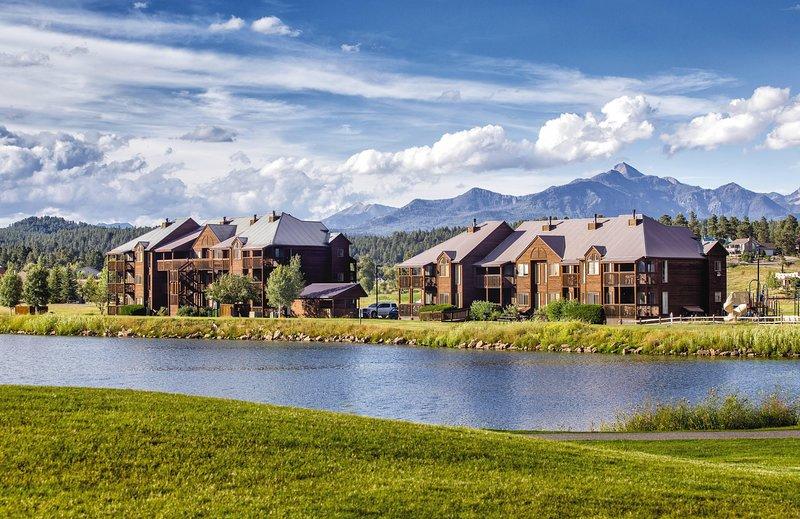 Pagosa Springs CO: 1BR Condo - Lakeside Resort -Mountain Views- Fishing & Hiking, vacation rental in Pagosa Springs