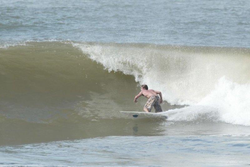 Surfer sur quelqu'un?