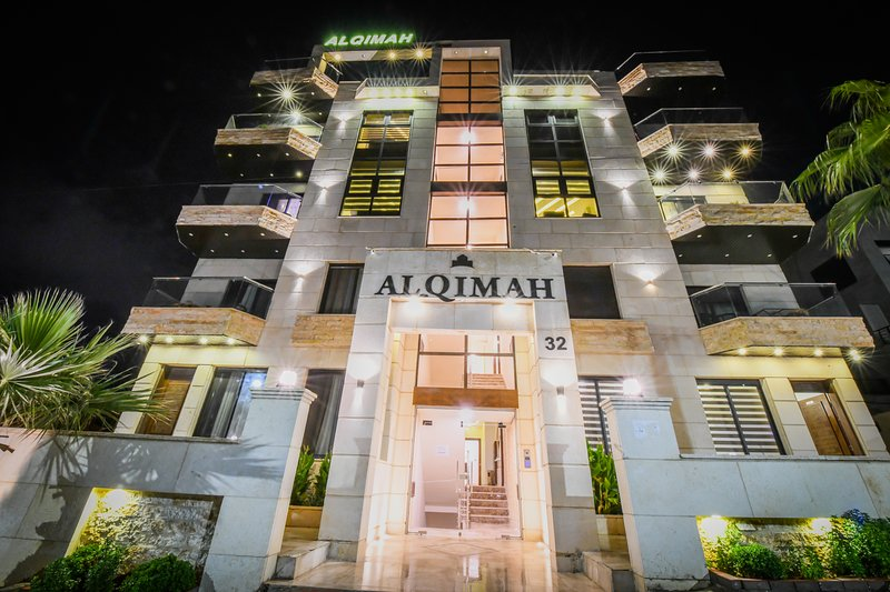 AlQimah Lovely Studio Apartment With Balcony Free Wifi, location de vacances à Al Jubaihah