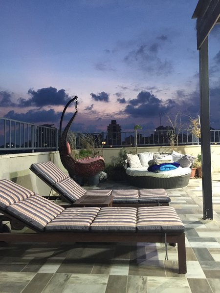 Luxury Penthouse apartment, holiday rental in Netanya