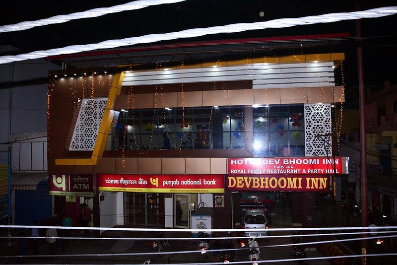 Hotel Dev Bhoomi Inn, holiday rental in Rishikesh