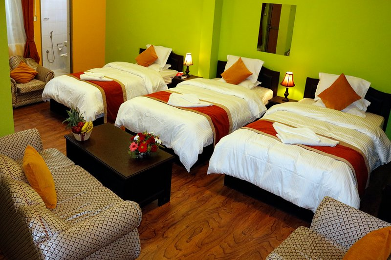 Hotel Nepalaya : Hospitality From the Heart | Nepal's First Yoga Hotel, holiday rental in Bhatbhateni